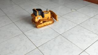 rc trator de esteiras d6n caterpillar