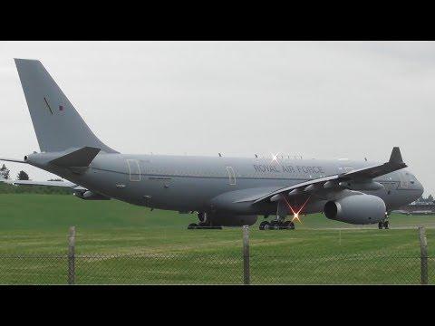 Plane Spotting at Birmingham Airport, BHX | 22-08-17