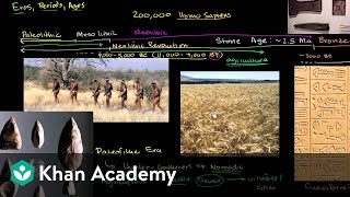 Development of agriculture and writing | Cosmology & Astronomy | Khan Academy