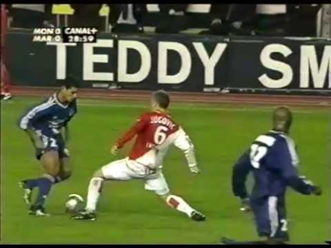 As Monaco - Olympique Marseille 2001/2002