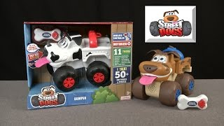 Street Dogs Bumper & Buster from Jakks Pacific