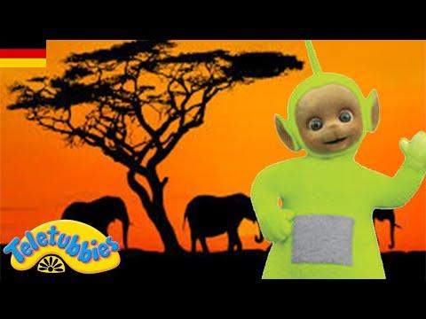 ☆ Teletubbies auf Deutsch ☆ Nena: Afrika ☆ Ganze Folgen ☆ Cartoons für Kinder ☆