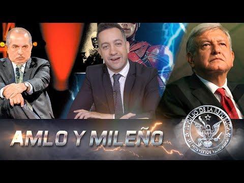 AMLO Y MILEÑO - EL PULSO DE LA REPÚBLICA