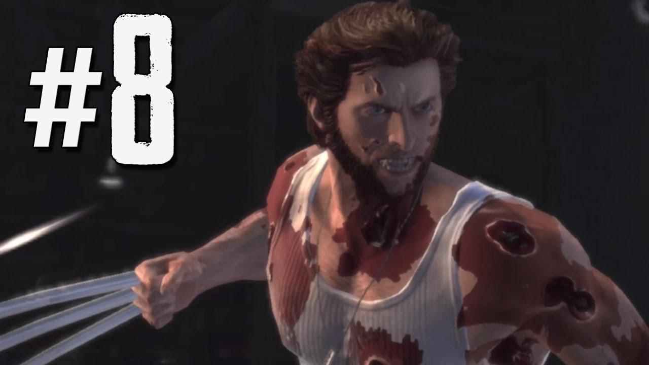 Xmen Origins Wolverine Walkthrough Part 8 Spillway Escape Xmen Wolverine The Originals