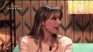 Dimmi Quando - Intervista a Benedetta Parodi, con Diego Passoni
