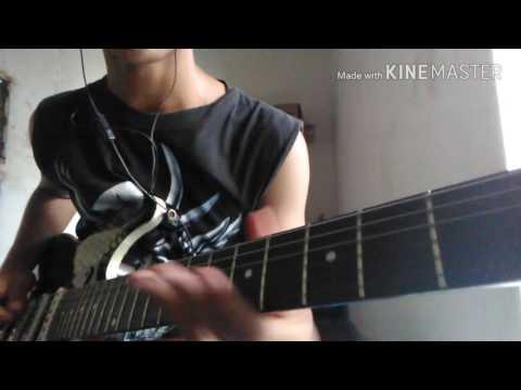 PowerMetal - Sang Pendusta (GuitarCover)