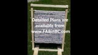 Build Your Own Salish Loom