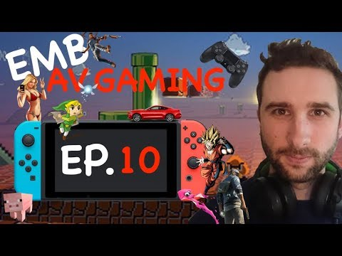 EMB AV GAMING   EP.10   WatchDogs 2 & Splatoon 2 !