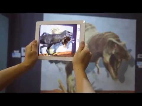Dinosaur in Penang | Augmented Reality Dinosaur in Penang Museum | Playme AR