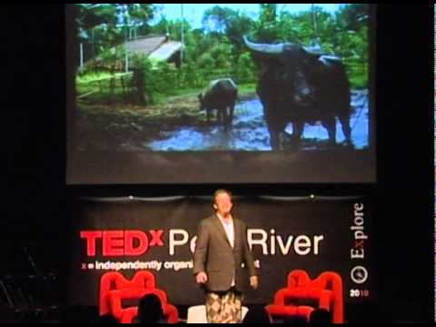TEDxPearlRiver - John Hardy - The extraordinary Green School