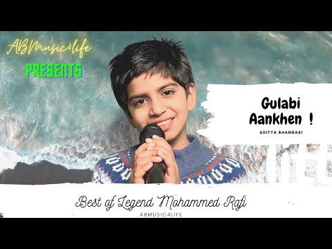 Gulabi Aankhen | Sanam Puri | MIX Gulabi Aankhen Jo Teri Dekhi | Cover by ABMusic4life