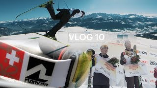 COMEBACK AFTER DEFEAT AT THE OLYMPICS & GIVE AWAY!| VLOG 10