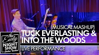 Musical Mashup - Tuck Everlasting & Into The Woods | The Early Night Show LIVE