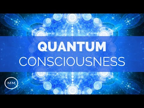 Quantum Consciousness (v3) - Super Conscious Connection - 33 Hz Monaural Beats