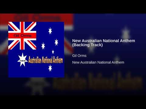 New Australian National Anthem (Backing Track)