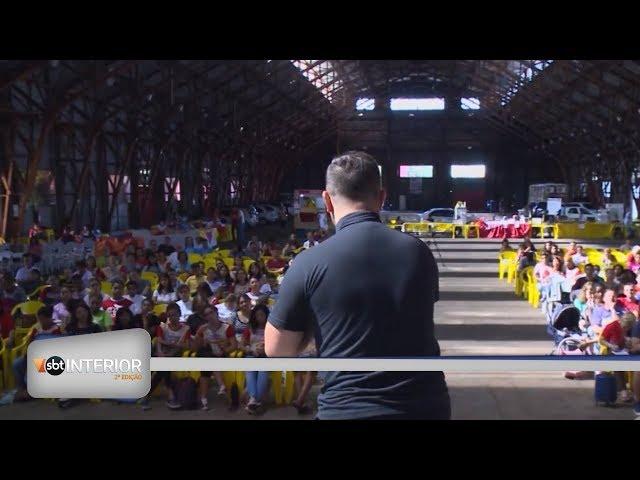 Prudente: pessoas aproveitam os dias de carnaval para renovar a fé