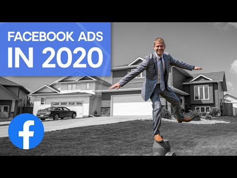 Facebook Ads for Real Estate Agents 2020 (GENERATE LEADS)