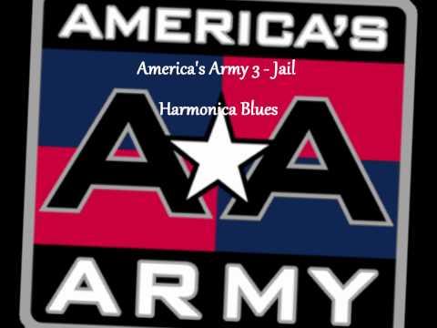 America's Army 3 - Jail Harmonica Blues