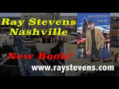 Ray Stevens Nashville Book - The History of Music City USA