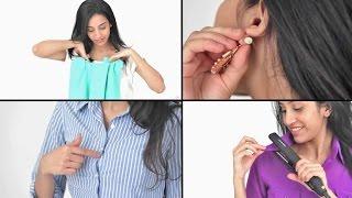हर लडकी को पता होना चाहिये, ये ९ फैशन और स्टाइल हैक्स