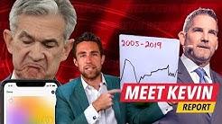 BIG PROBLEMS: Rates PLUMMET, Fed FIGHTS Back, Grant Cardone MISSES the Market plus Apple Credit Card