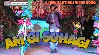 Am Gi SUHAGI//New Santhali Video//sailendra Tudu//Dinesh Soren Official