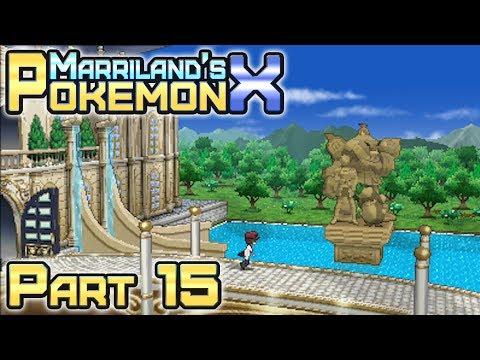 Pokémon X, Part 15: Parfum Palace!