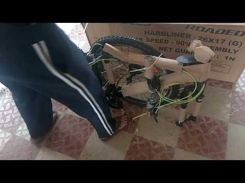 Bicycle Unboxing | Hercules Roadeo hardliner India | Online Order | MTB Cycle