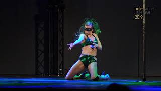 Natalia Grabowska - Exotic Pro - Pole Dance Show 2019