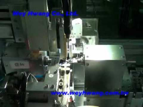 WH CIW Automatic chip inductor winding machine