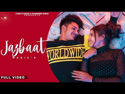 Magic - Jazbaat(Official Video)Manish & Pooja|New Punjabi Song 2020|Latest Punjabi Song|Fame Studioz