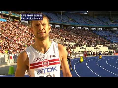 men's 4x400m relay final iaaf world championships berlin
