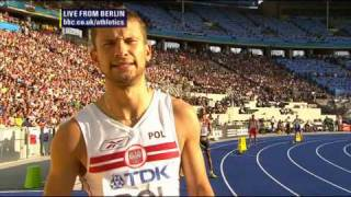 men's 4x400m relay final iaaf world championships berlin