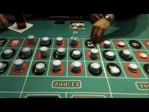 Video Roulette payouts american