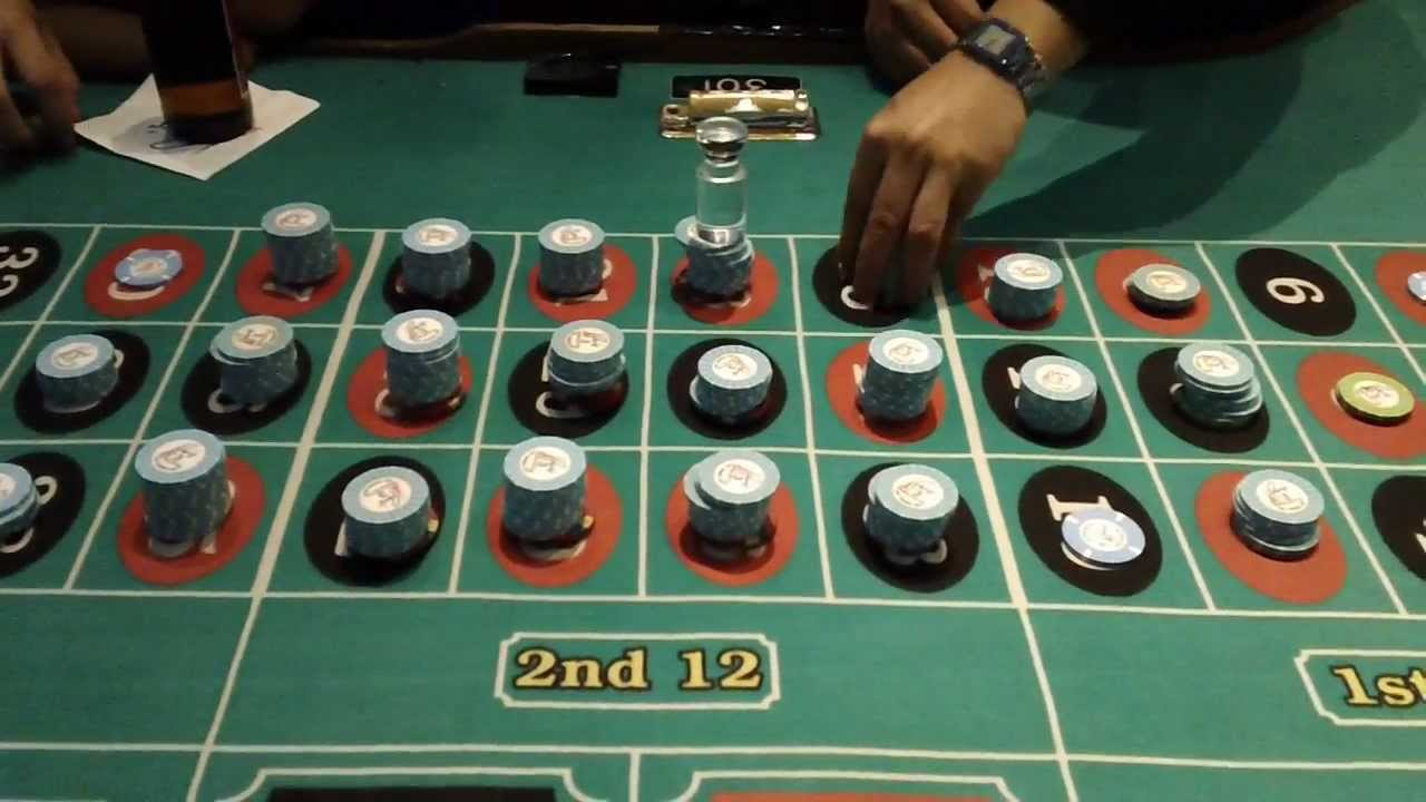 Roulette winner gambling