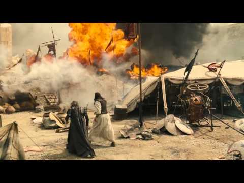 Best Fighting Scene in Wrath of the Titans zues and hades together