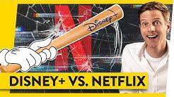Wird Disney+besser als Netflix? | WALULIS
