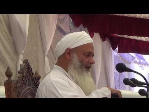 Molana Rahmatullah sb DB-Convocation Bilaliya (29-May-2016)