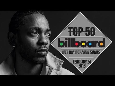 Top 50 • US Hip-Hop/R&B Songs • February 24, 2018 | Billboard-Charts