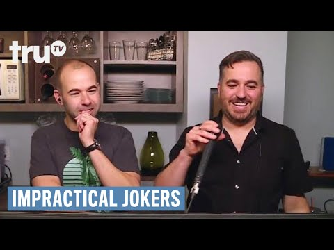 Impractical Jokers - Free Anti-Alien Devices | truTV