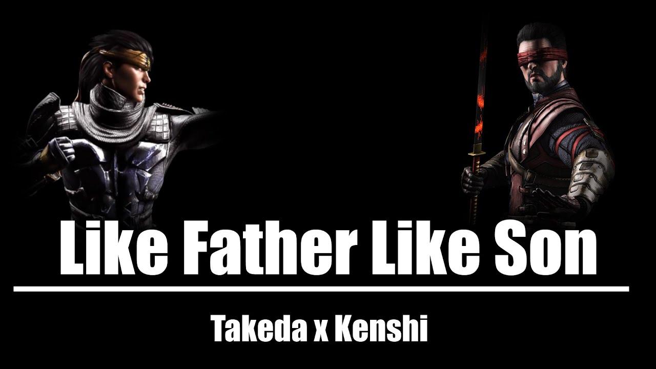 Kenshi And Takeda Baby
