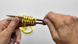 Repeat youtube video Socken Stricken #06 * Von der Spitze weg * Toe Up * Ping Pong Anschlag