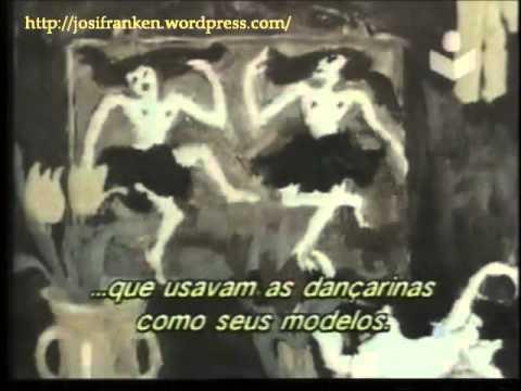 Dança Expressionista Alemã - Mary Wigman