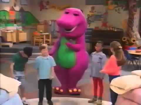Barney S Good Day Good Night Part 2 Youtube