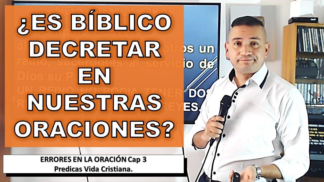 INVOCAR LA SANGRE DE CRISTO -- #edgarescobar  ,  #biblialibre