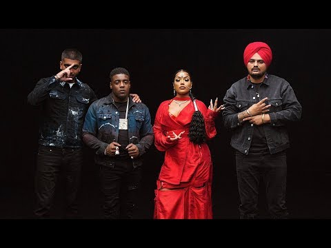 Sidhu Moose Wala X MIST X Steel Banglez X Stefflon Don - 47 [Official Video]