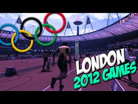 London 2012 Summer Olympic Games (The Video Game) - Team Jamaica, Day 1