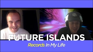 Future Islands - Records In My Life (2020 Interview)