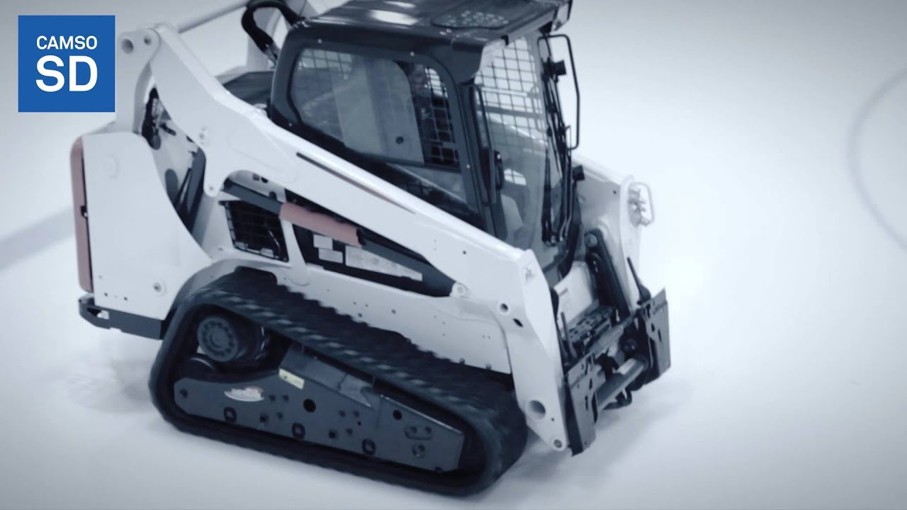 Compact Track Loader (CTL), CTL Rubber Tracks | Tag Equipment