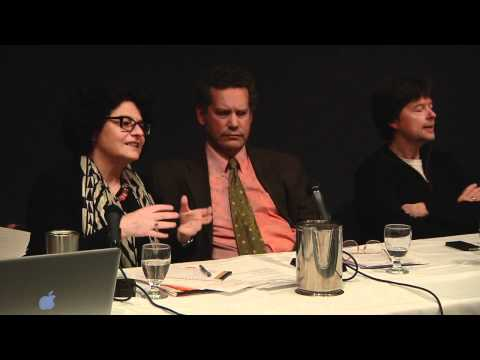 Hampshire College • Presidential Lecture Series • Eve Blau, Christopher Benfey, Ken Burns